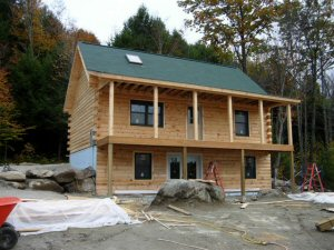 George neuwirt construction sunapee new hampshire for New home construction nh
